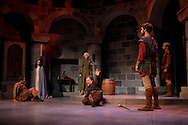 The Milwaukee Chamber Theater and Marquette University's collaborative performance of The Lion In Winter.
