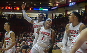 UNM Basketball vs Northern New Mexico
