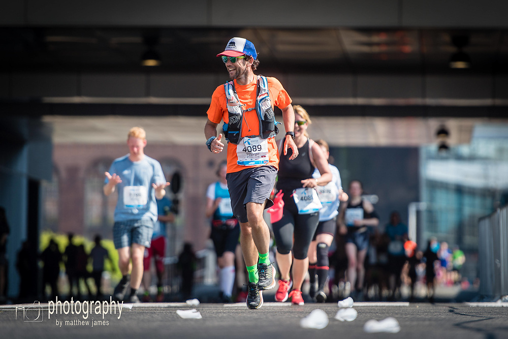 Photographs from the 2018 Telenor Copenhagen Marathon