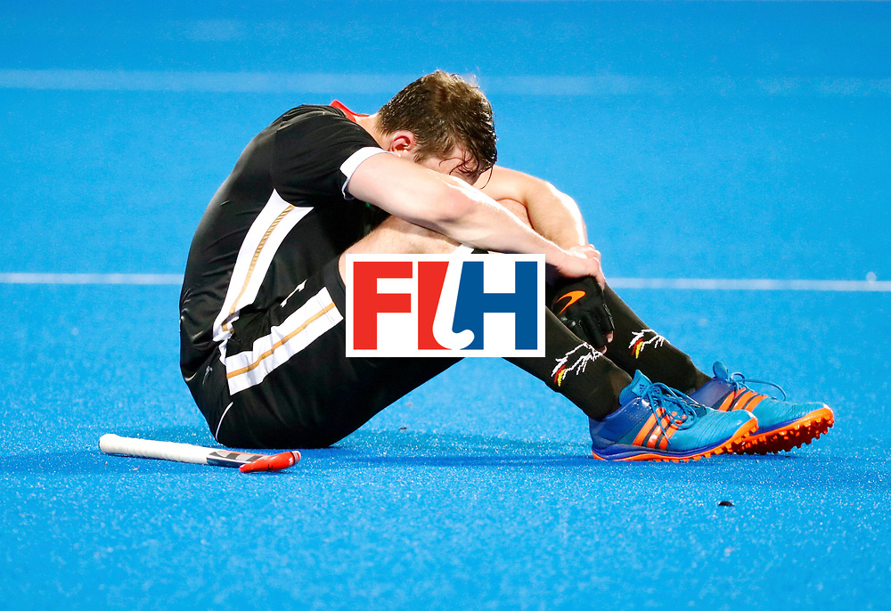 Odisha Men's Hockey World League Final Bhubaneswar 2017<br /> Match id:21<br /> India v Germany<br /> Foto: India wins the Brons Medal from Germany<br /> <br /> WORLDSPORTPICS COPYRIGHT KOEN SUYK