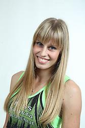 Anita Horvat na izboru za Miss Sporta Slovenije 2015, on January 21, 2015 in Bled, Slovenia. Photo by Vid Ponikvar / Sportida