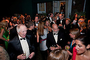 SIR TIM RICE; PRINCE MICHAEL OF KENT, The Ormeley dinner in aid of the Ecology Trust and the Aspinall Foundation. Ormeley Lodge. Richmond. London. 29 April 2009