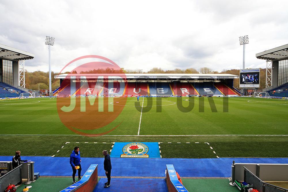 A general view of Ewood Park   - Mandatory by-line: Matt McNulty/JMP - 23/04/2016 - FOOTBALL - Ewood Park - Blackburn, England - Blackburn Rovers v Bristol City - Sky Bet Championship