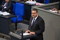 DEU, Deutschland, Germany, Berlin, 13.12.2017: Stefan Keuter (AfD, Alternative für Deutschland) bei einer Rede im Deutschen Bundestag.