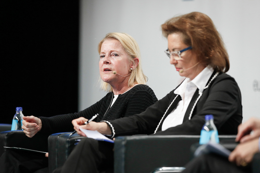 20160615 - Brussels , Belgium - 2016 June 15th - European Development Days - Harnessing the potential of migration and forced displacement for development - Lotte Knudsen , Managing Director Human rights , global and multilateral issues , European External Action Service © European Union