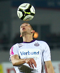 17.03.2012, Stadion, Wiener Neustadt, AUT, 1. FBL, SC Wiener Neustadt vs FK Austria Wien, im Bild Alexander Gorgon, (FK Austria Wien, #20) // during the Austrian Bundesliga Match, SC Wiener Neustadt against FK Austria Wien, Stadium, Wiener Neustadt near Vienna, Austria on 2012-03-17, EXPA Pictures © 2012, PhotoCredit: EXPA/ S. Woldron