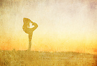 Yoga Poto-illustration