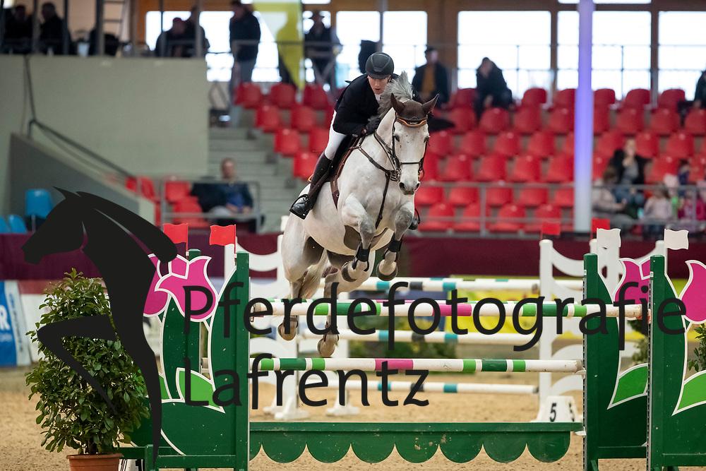EBEL Ulf (GER), Zarin 44<br /> Neustadt-Dosse - CSI 2019<br /> Preis der Hengststation Maas J. Hell GmbH<br /> Large Tour<br /> 11. Januar 2019<br /> © www.sportfotos-lafrentz.de/Stefan Lafrentz