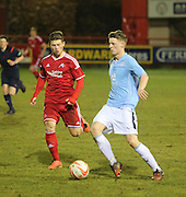 Calvin Colquhoun - Aberdeen v Dundee - SPFL Development (under 20) league<br /> <br />  - &copy; David Young - www.davidyoungphoto.co.uk - email: davidyoungphoto@gmail.com