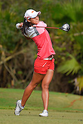 Cyna Rodriguez during the final round of the LPGA Qualifying Tournament Stage Three at LPGA International in Daytona Beach, Florida on Dec. 6, 2015.<br /> <br /> <br /> ©2015 Scott A. Miller