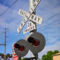 Street sign in Melbourne, Australia