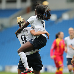 England v Montenegro | Women's World Cup | 5 April 2014