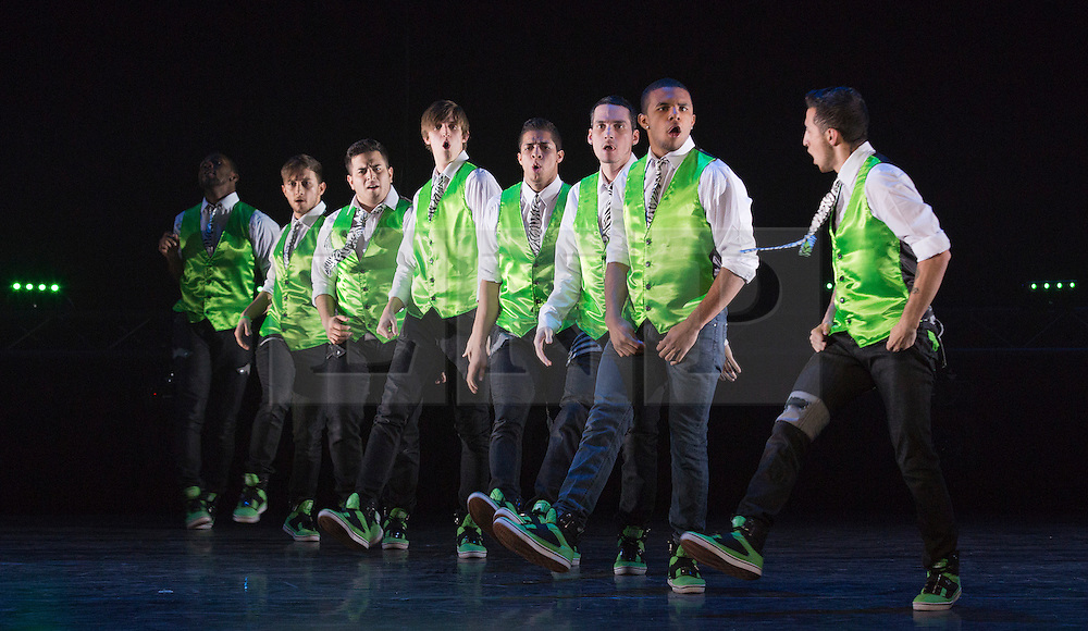 "© Licensed to London News Pictures. 15/10/2012. London, England. Pictured: The Elektrolytes.  Dance show ""Flash Mob, where dance worlds collide"" opens at the Peacock Theatre in London. It features Charlie Bruce, winner of BBC's ""So you think you can dance"", The Elektrolytes, winners of MTV's ""America's Best Dance Crew"", Alleviate and Brosena of Sky's ""I's Got to Dance"", R. Elle Niane and Edwar Ramos. The show runs from 16 October to 4 November. Photo credit: Bettina Strenske/LNP"