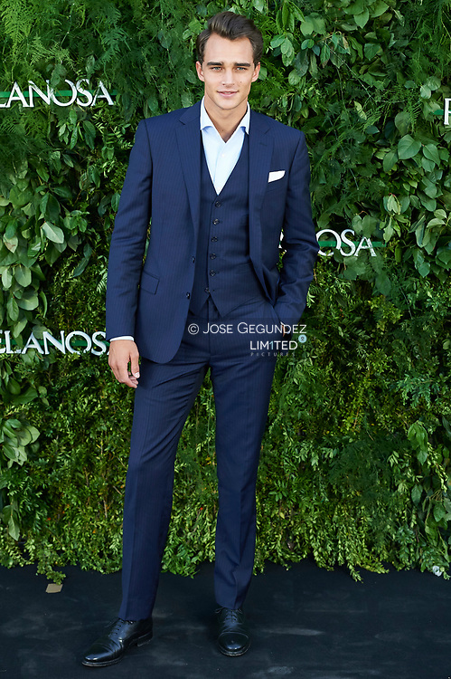 Pepe Barroso Jr. attended the Opening of a Porcelanosa store on June 14, 2017 in Madrid