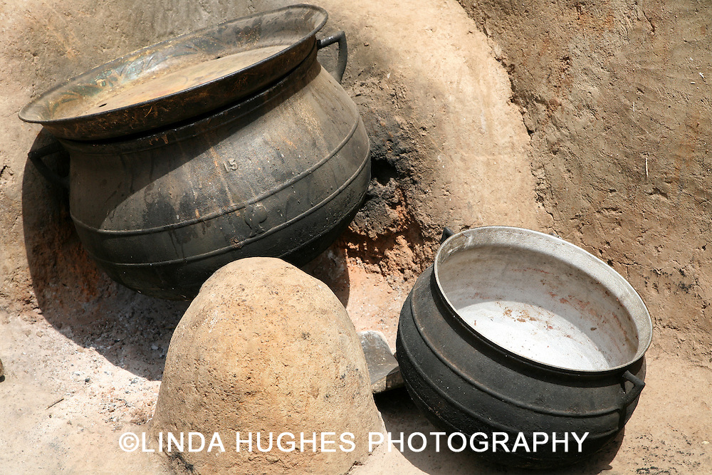 Cooking Pots in the Upper West Region of Ghana