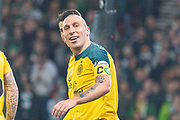 GOAl! Celtic Captain Scott Brown scores and celebrates with his team mates during the Betfred Scottish League Cup semi-final match between Hibernian and Celtic at Hampden Park, Glasgow, United Kingdom on 2 November 2019.