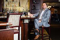 Portrait of small business owner in Warren, Ohio