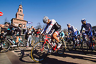 The start of the 2016 Milano Sanremo n. 107° (296km)