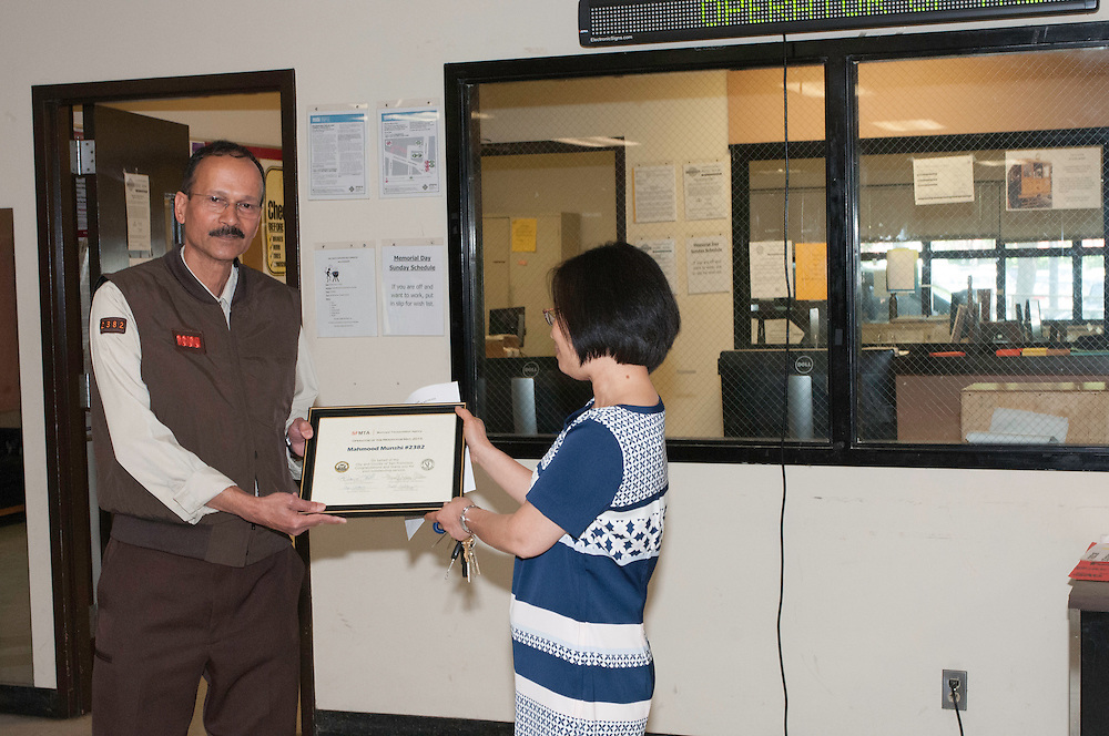 Flynn Division Operator of the Month for May Munshi Mahmood | May 22, 2013