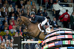 Coupe Nigel, (GBR), Golvers Hill<br /> Nations Cup<br /> Mercedes-Benz Nationenpreis<br /> CHIO Aachen 2016<br /> © Hippo Foto - Dirk Caremans<br /> 14/07/16