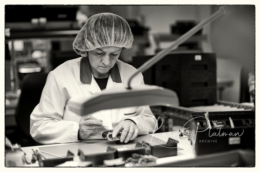Aston Martin & Leica Roadtrip Inside the current Leica factory in Solms - Martina Groef