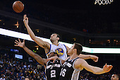 20131219 - San Antonio Spurs @ Golden State Warriors