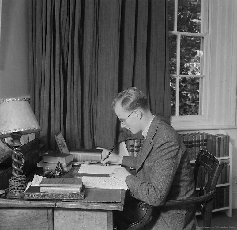 David Game, Australia, 1930