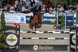 Wulschner Holger (GER), Dorette 197<br /> Balve - Longines Optimum 2019<br /> Dieter Graf Landsberg-Velen Gedächtnispreis<br /> Championat von Balve<br /> 15. Juni 2019<br /> © www.sportfotos-lafrentz.de/Stefan Lafrentz