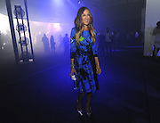 Sarah Jessica Parker attends the Gareth Pugh Spring 2015 fashion presentation, part of the Lexus Design Disrupted program, during New York Fashion Week, Thursday, Sept. 4, 2014.  (AP Photo/Diane Bondareff)