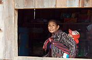 Laos, Xieng Khouang Province. Plain of Jars.  Jar Site 3.