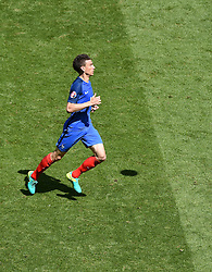 Laurent Koscielny of France  - Mandatory by-line: Joe Meredith/JMP - 26/06/2016 - FOOTBALL - Stade de Lyon - Lyon, France - France v Republic of Ireland - UEFA European Championship Round of 16