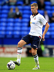 Josh Vela of Bolton Wanderers - Mandatory by-line: Matt McNulty/JMP - 26/07/2016 - FOOTBALL - Macron Stadium - Bolton, England - Bolton Wanderers v Burnley - Pre-season friendly