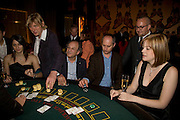 WILLIE NICKERSON AMONGST OTHERS IN THE CASINO. The launch of the new James Bond book Devil May Care, by Sebastian Faulks. 27 May at FIFTY, St James. London *** Local Caption *** -DO NOT ARCHIVE-© Copyright Photograph by Dafydd Jones. 248 Clapham Rd. London SW9 0PZ. Tel 0207 820 0771. www.dafjones.com.