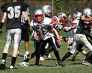 Football 2011 Sabers Midgets vs Randolph