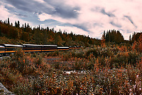 View from the Alaska Railroad Denali to Anchorage Train. Image taken with a Nikon D3x camera and 45 mm f/2.8 PC-E lens (ISO 360, 45 mm, f/11, 1/500 sec).