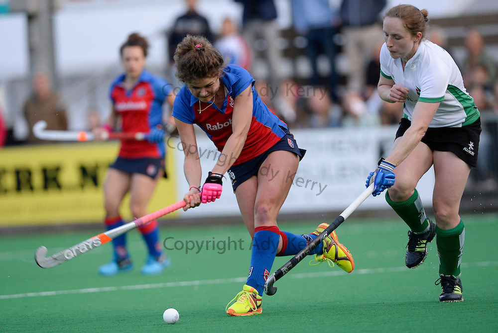 SCCHC vs Canterbury at SCHC, 13th May 2016.<br />