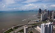 Vista desde Coco del Mar,San Francisco a Punta Pacifica, Panama City ©Victoria Murillo / Istmophoto.com