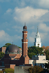 Mission Hill, Boston, Massachusetts, US, October 2007