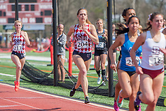 2018 ODAC T&F Saturday - Shenandoah