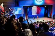 6 mai 2012 : sarkozy quitte la scène (politique) après son discours à la mutualité