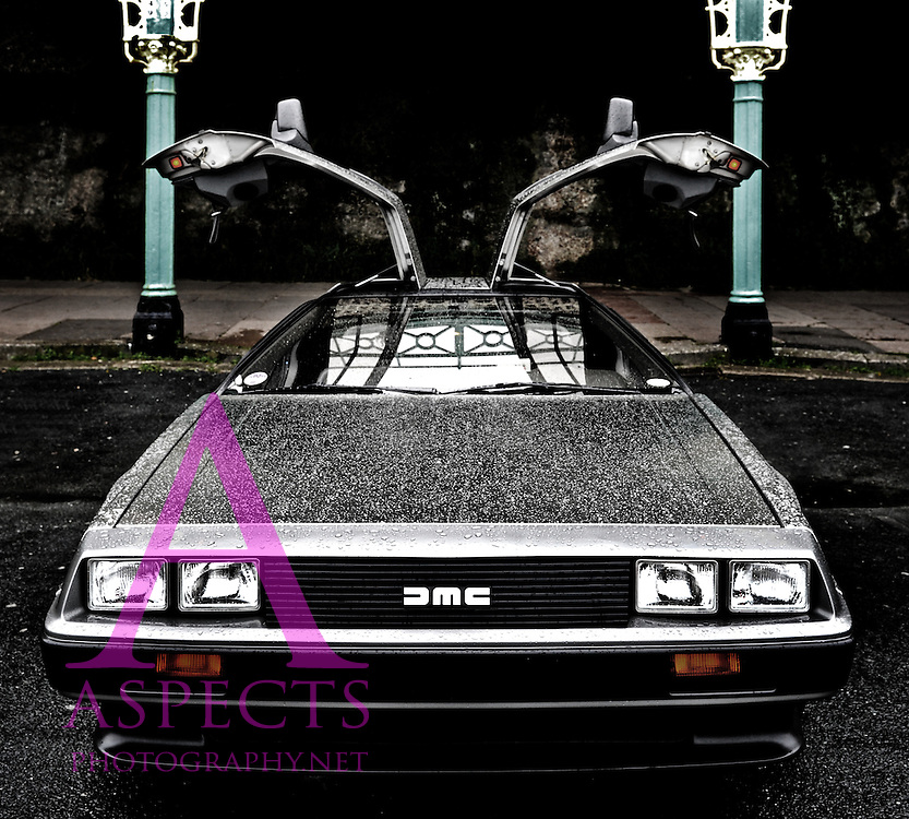 DeLorean DMC-12 Motor Car (VIN No 04708)