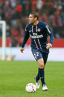 FOOTBALL - FRENCH CHAMPIONSHIP 2012/2013 - L1 - PARIS SAINT GERMAIN VS REIMS - 20/10/2012 - SYLVAIN ARMAND (PARIS SAINT-GERMAIN)
