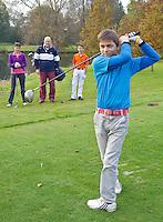 CAPELLE aan de IJSSEL - op de Capelse Golfclub. FOTO KOEN SUYK