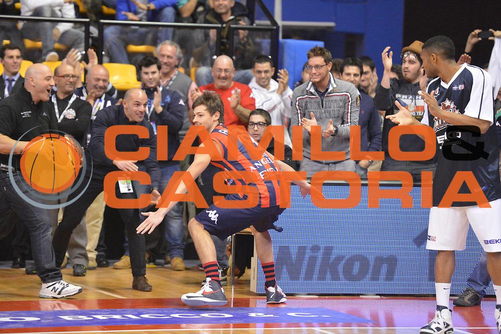 DESCRIZIONE : Biella Beko All Star Game 2012-13<br /> GIOCATORE : Tommaso Raspino Marco Aloi<br /> CATEGORIA : esultanza curiosita<br /> SQUADRA : Angelico Biella<br /> EVENTO : All Star Game 2012-13<br /> GARA : Italia All Star Team<br /> DATA : 16/12/2012 <br /> SPORT : Pallacanestro<br /> AUTORE : Agenzia Ciamillo-Castoria/GiulioCiamillo<br /> Galleria : FIP Nazionali 2012<br /> Fotonotizia : Biella Beko All Star Game 2012-13<br /> Predefinita :