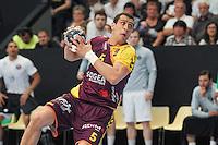 Mahmoud Gharbi - 26.04.2015 - Handball - Nantes / Paris Saint Germain - Finale Coupe de France-  <br /> Photo : Andre Ferreira / Icon Sport