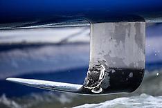 Foil damage ACWS Gothenburg