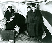 Still from 'The Cabinet of Dr Caligari' (1920), German silent film directed by Robert Wiene.