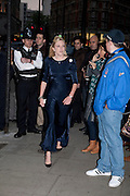 guests arriving at the mandarin Oriental, Prince Albert II of Monaco fiancee Charlene Wittstock arrives Gala pre-royal  wedding dinner held at the Mandarin Oriental Hyde Park. LONDON.  on April 28-DO NOT ARCHIVE-© Copyright Photograph by Dafydd Jones. 248 Clapham Rd. London SW9 0PZ. Tel 0207 820 0771. www.dafjones.com.