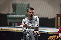 St Paul's School sits down with Playwright Jonathan Rand.  ©2020 Karen Bobotas Photographer