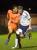 Scotland v Holland U21 29.02.2012